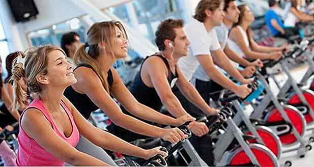 Spinning Thin?  Calorie, benefici e suggerimenti