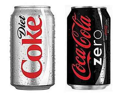 Können Sie Gewicht verlieren, indem Sie Diät-Cola aufgeben