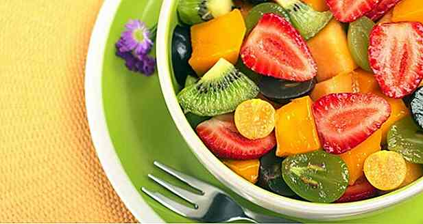 Calories de la salade de fruits - Types, portions et pourboires