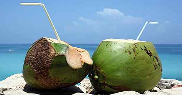 Coconut Water Hold o rilasciare l'intestino?