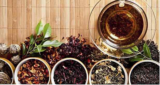 Wie man schwarzen Tee macht, um Gewicht zu Wie man title=