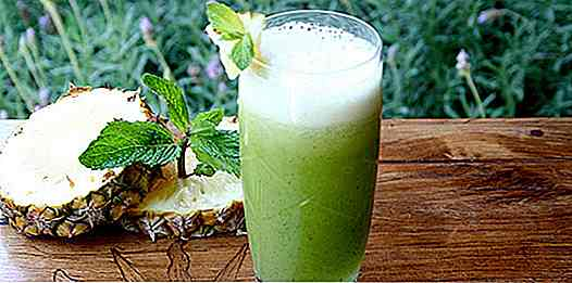 Juice Of Cabbage With Pineapple Slim?  10 ricette
