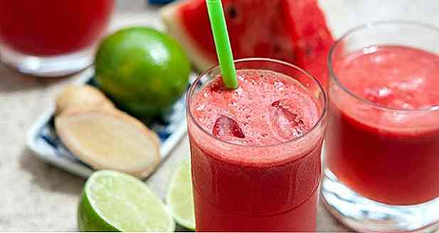 Watermelon Juice Ginger Thin?  Benefici e cosa serve