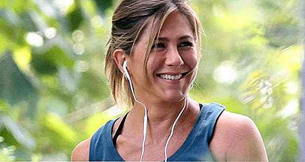 Jennifer Aniston Training and Diet