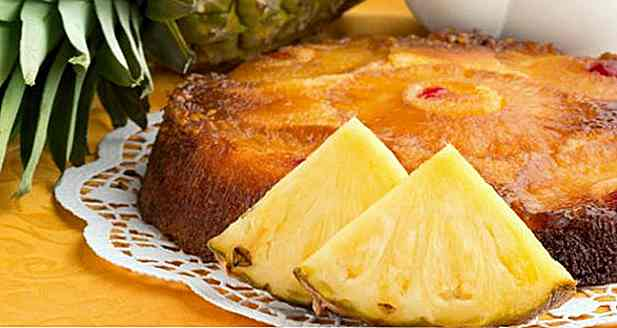 5 Ricette di torta intera all'ananas