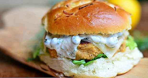 10 Lachs Light Burger Rezepte