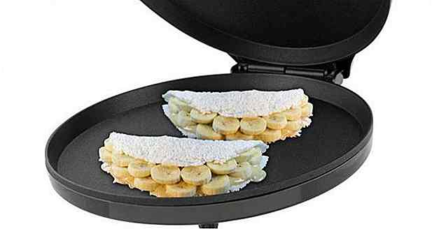 7 Tapioca Recipes presso Light Sandwich Maker