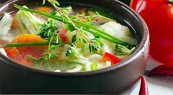 come perdere peso mangiare zuppa velocemente