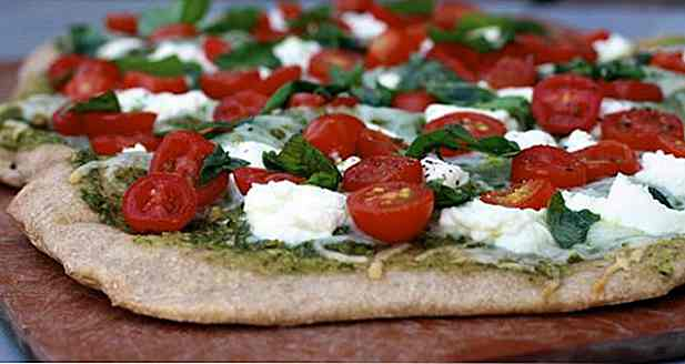 10 ricette per pizza da Roma Light