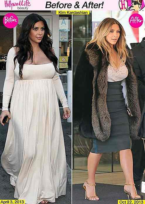pierde în greutate kim kardashian