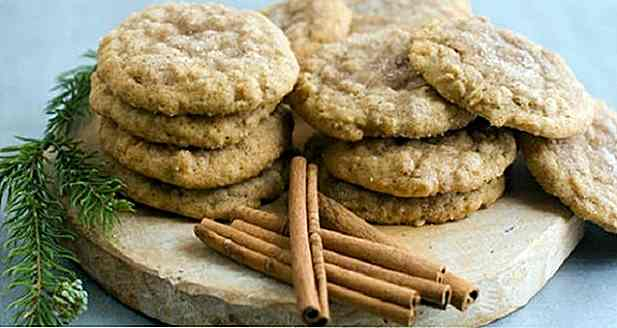10 Zimt Light Cookie Rezepte