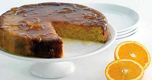 9 Low Carb Orange Kuchen Rezepte