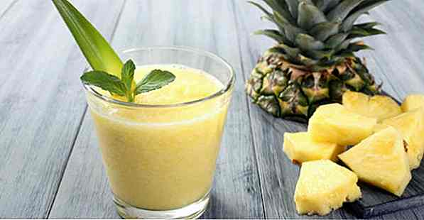 10 Smoothie ananas minceur Recettes
