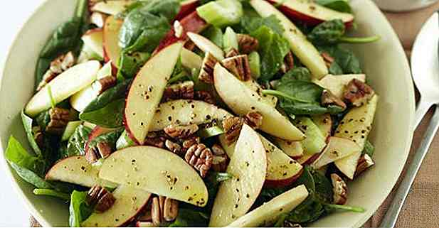 10 Apple Light Salat Rezepte