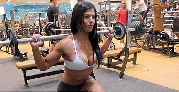 Eva Andressa's Workout - Exercices et astuces