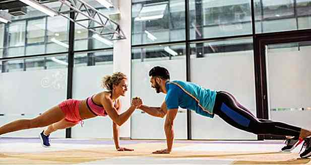 10 exercices à faire en couple