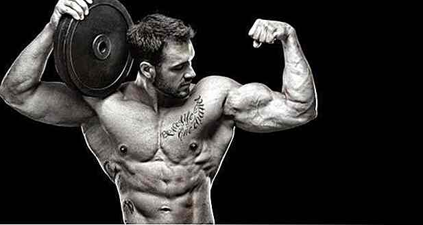 36 Bodybuilding-Sätze für maximale Motivation