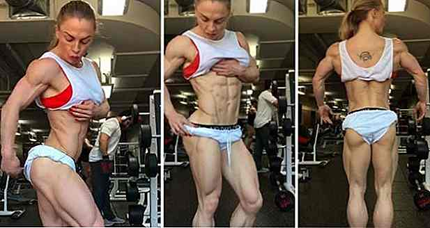 Bodybuilder affirmant 0% Fat Cause peur et controverse