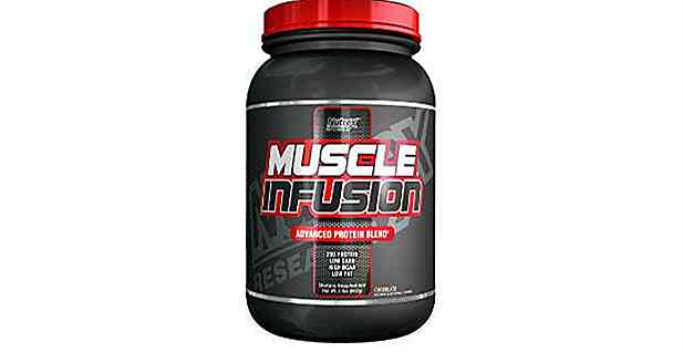 Muscle Infusion Nutrex es bueno?